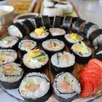Sushi - Receita do arroz na Bimby